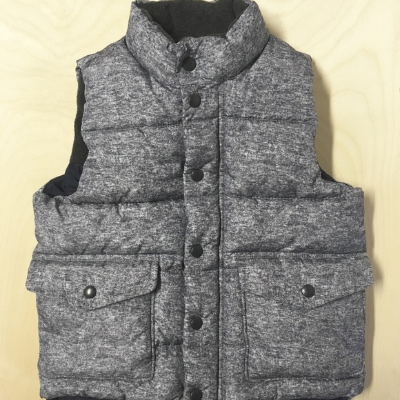 GAP Other - Gap Puffer Vest Toddler Size 5 Jacket Fall Winter